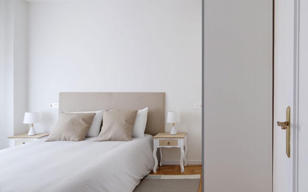 Decorar una Habitación Low-Cost para Alquiler