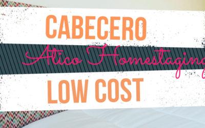 Cómo Hacer un Cabecero de Cama Low Cost
